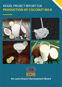 Production of Coconut Milk