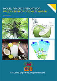 Production of Coconut Water