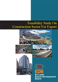 Feasibility Study On Construction Sector For Export